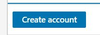 create account icon linkedin screenshot