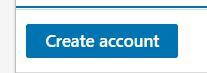 create account icon linkedin screenshot